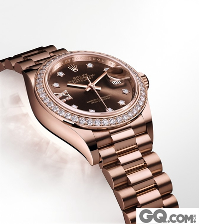 Rolex Oyster Perpetual Datejust Oro rosa