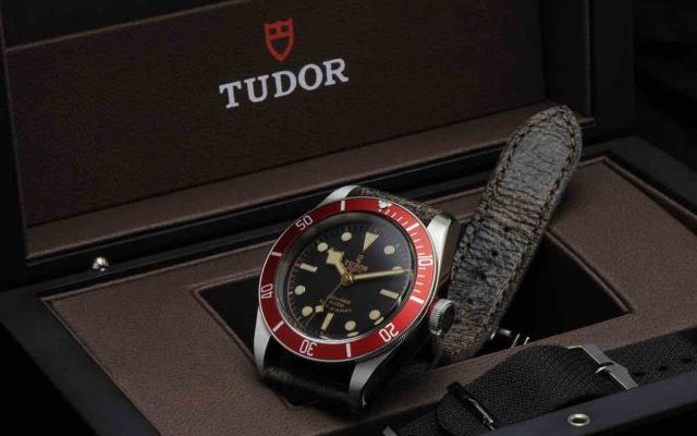 Tudor Heritage Black Bay 36 Copia