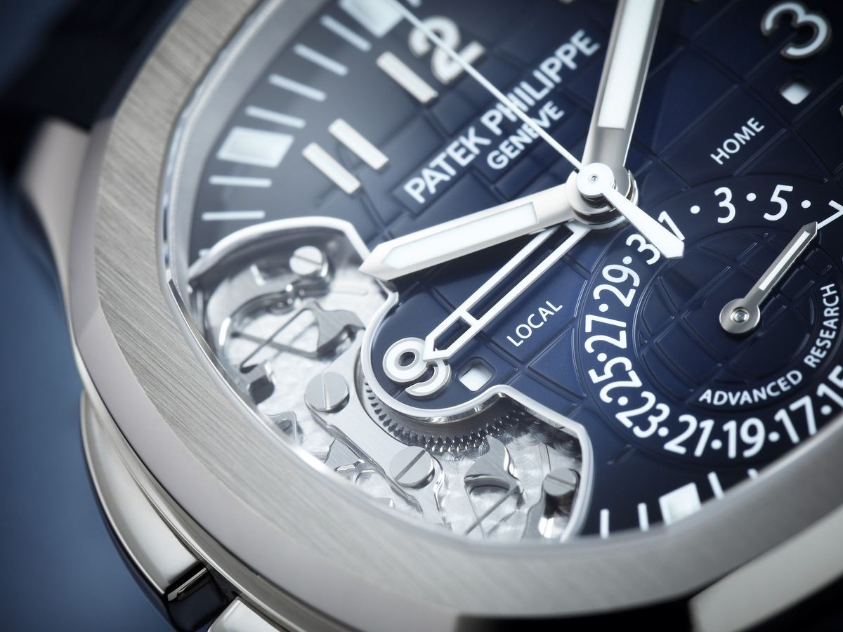 Patek Philippe Ref. 5650G Advanced Research