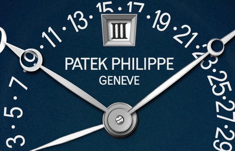 Patek Philippe Only Watch 2015 lancetta retrograda data